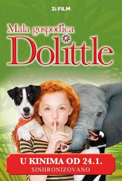 Mala gospođica Dolittle sinh (2019)