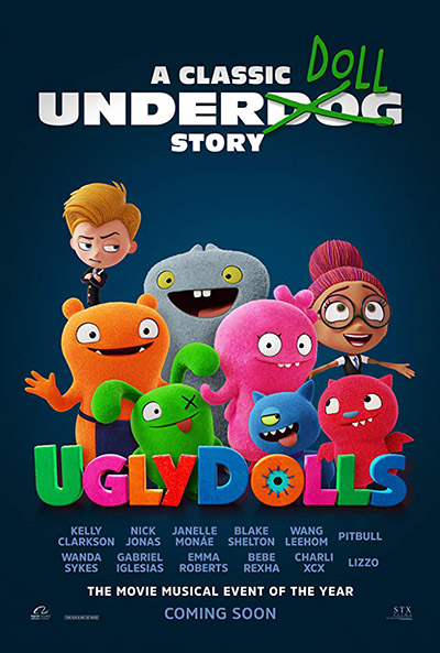UglyDolls sinh (2019)
